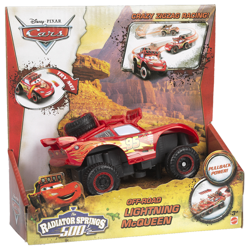 Disney Cars Racer - Assorted