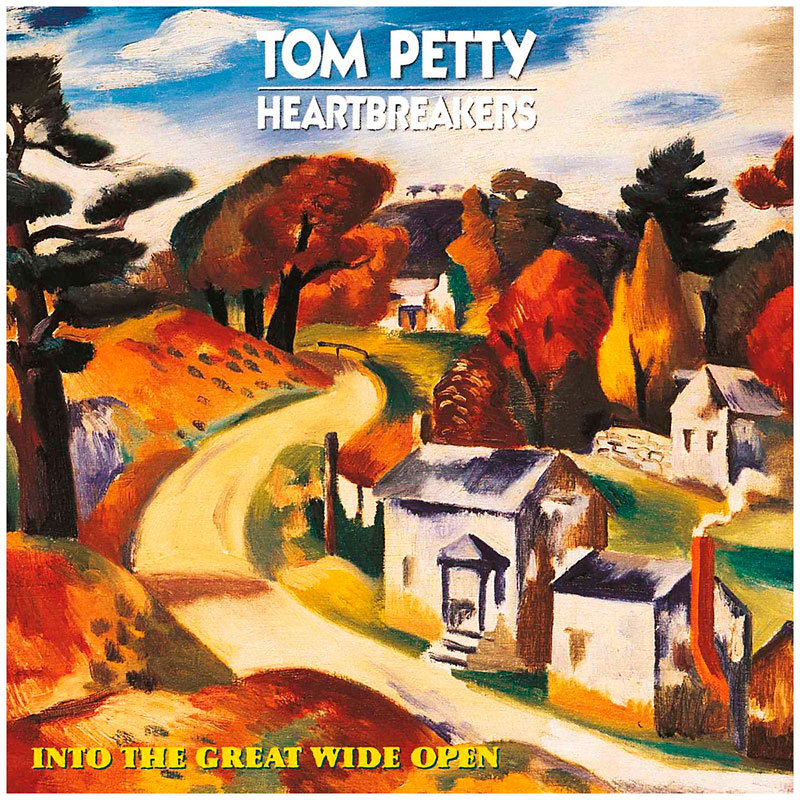 Tom Petty and the Heartbreakers - Into the Great Wide Open - CD