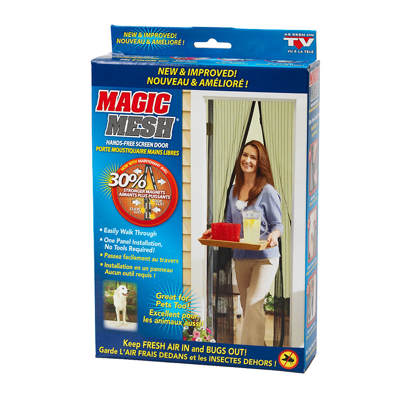 Magic Mesh Deluxe Screen - 09115