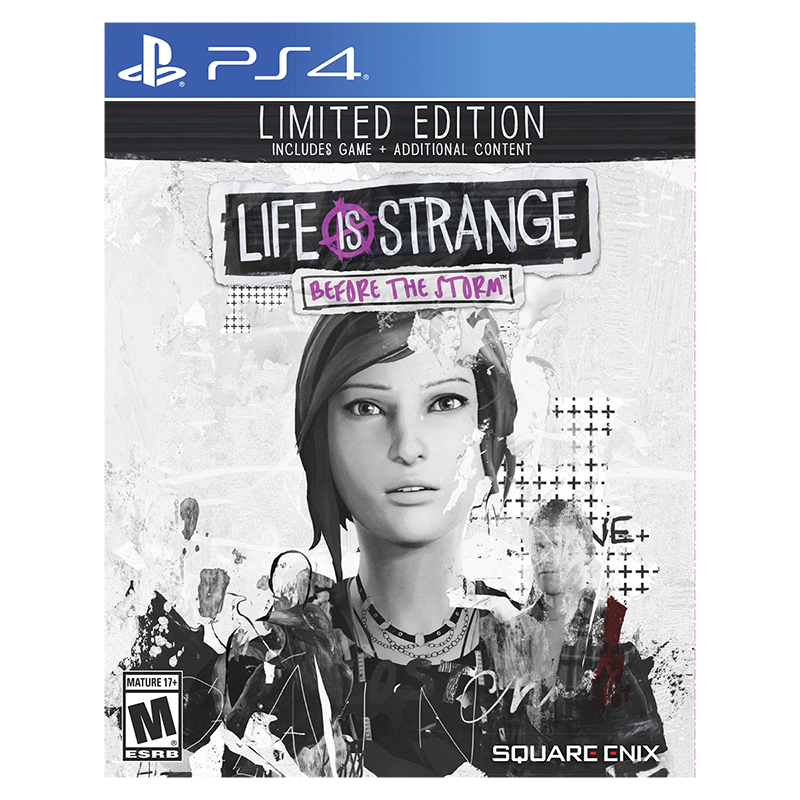 PS4 Life is Strange - Before the Storm: Limited Edition