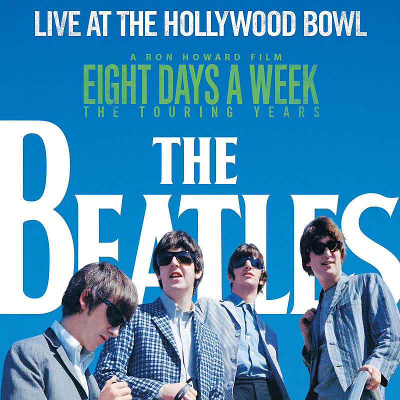 The Beatles - Live at the Hollywood Bowl - CD