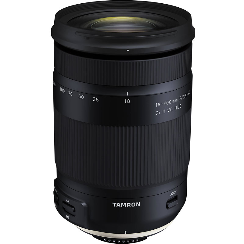 Tamron 18-400mm Di II VC lens for Canon - 104B028E