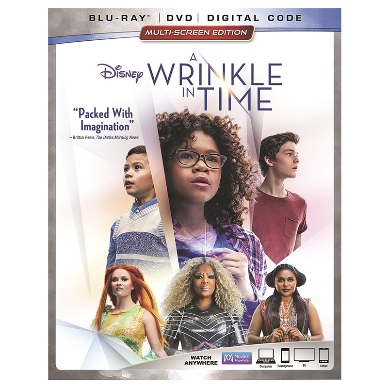 A Wrinkle In Time - Blu-ray