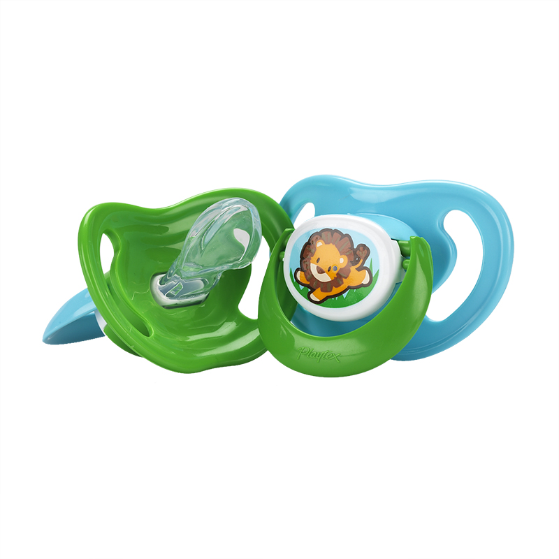 Playtex OrthoPro Pacifier with Case - 0-6 months