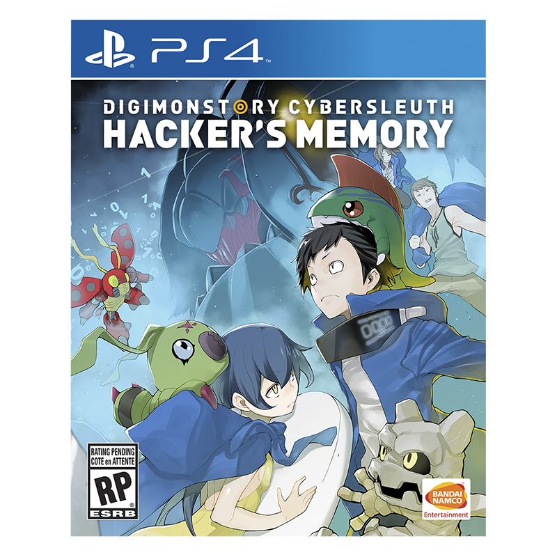 PS4 Digimonstory Cybersleuth - Hackers Memory