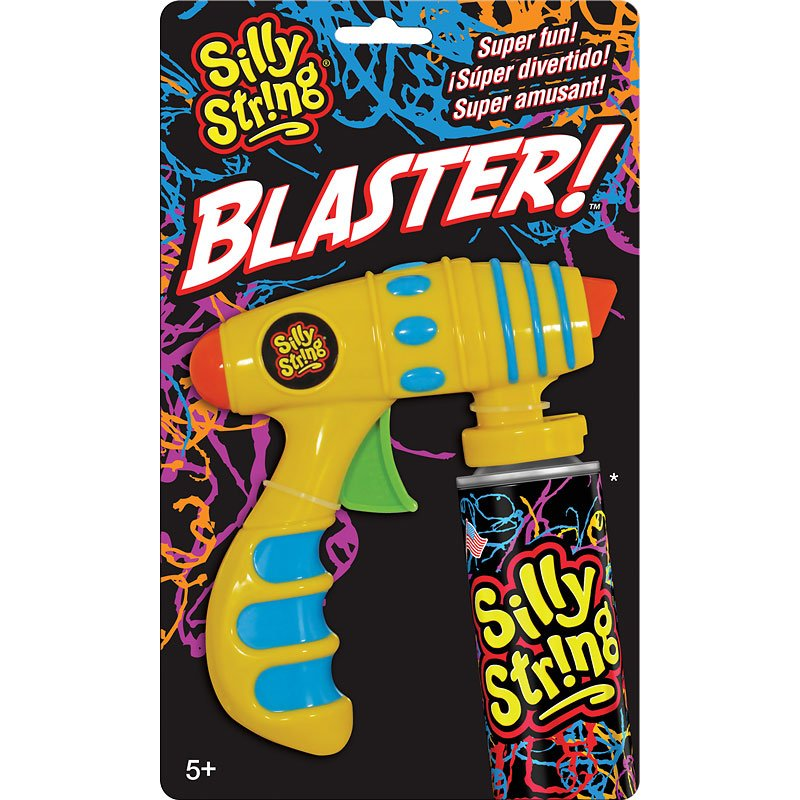 Silly String Blaster