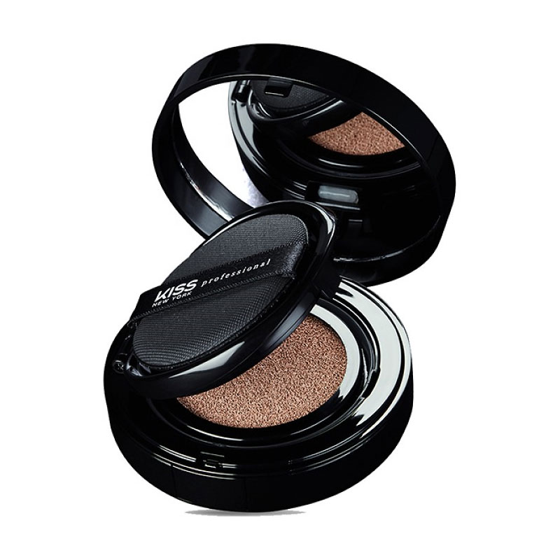 Kiss Pro Touch Cushion Foundation - Porcelain