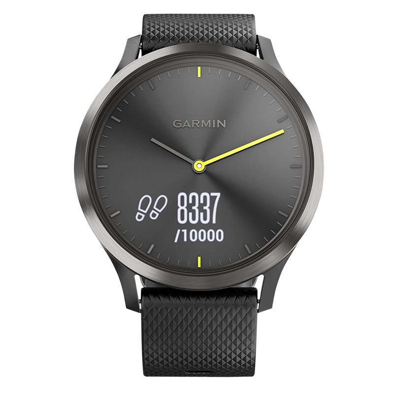 Garmin Vivomove HR Sport - Black - 100185001