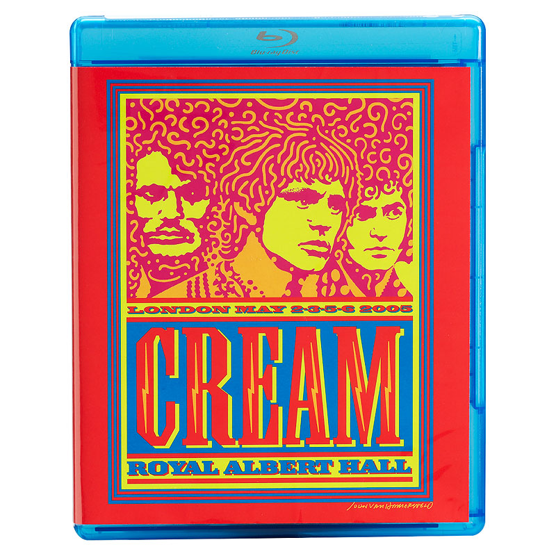 Cream: Live at the Royal Albert Hall 2005 - Blu-ray