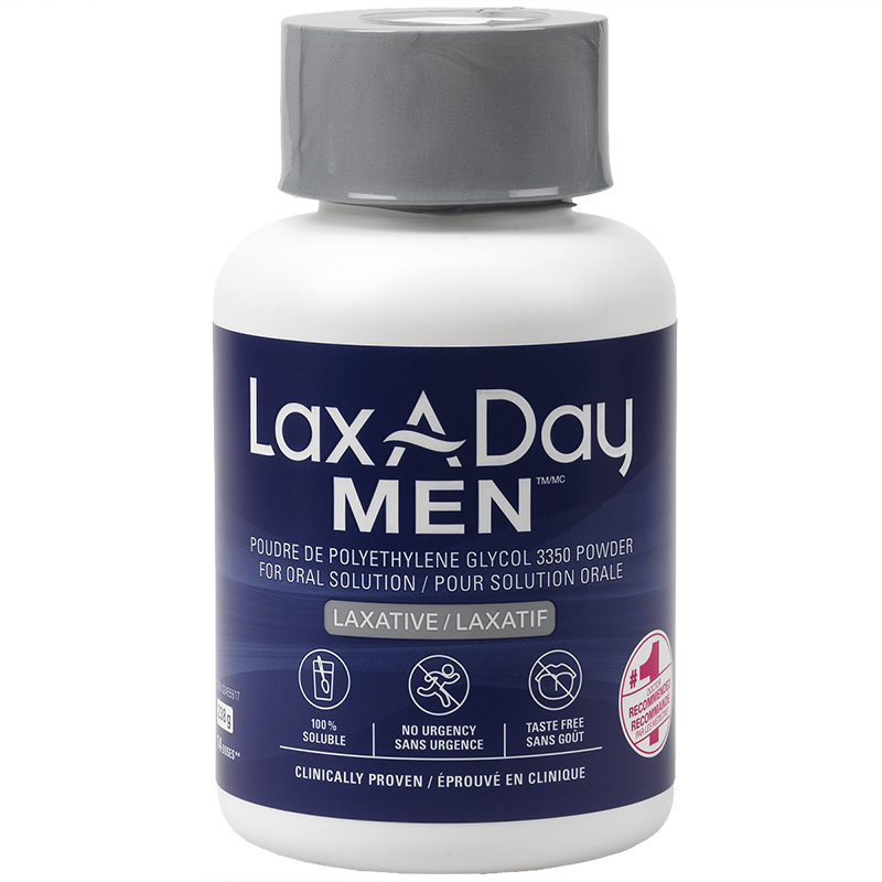 Lax A Day Men Laxative - 238g