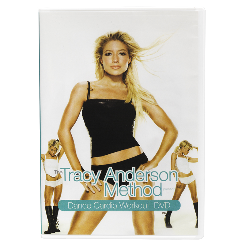 Tracy Anderson Method: Dance Cardio Workout - DVD