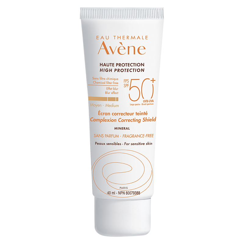 Avene Complexion Correcting Shield - Medium