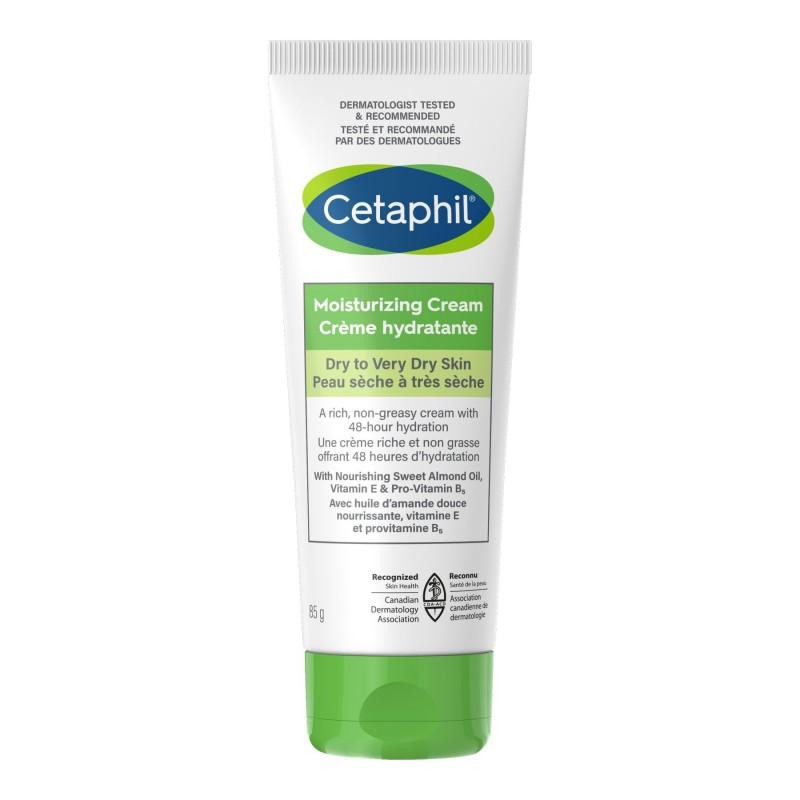 Cetaphil Moisturizing Cream - Sensitive Skin - 85g