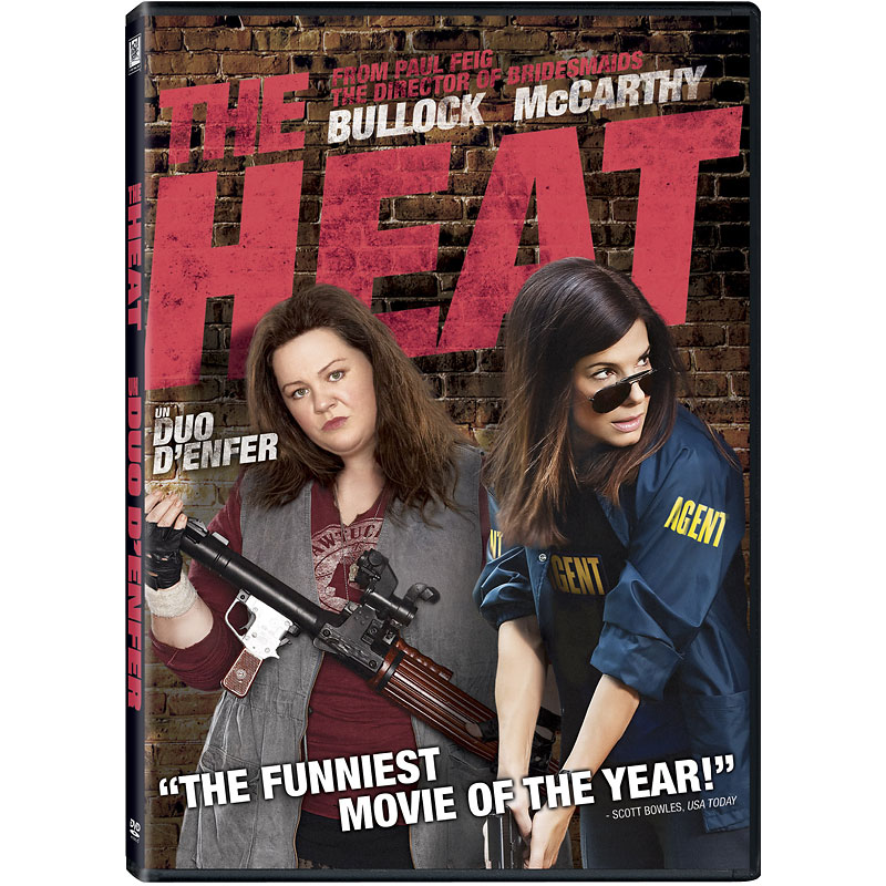 The Heat - DVD