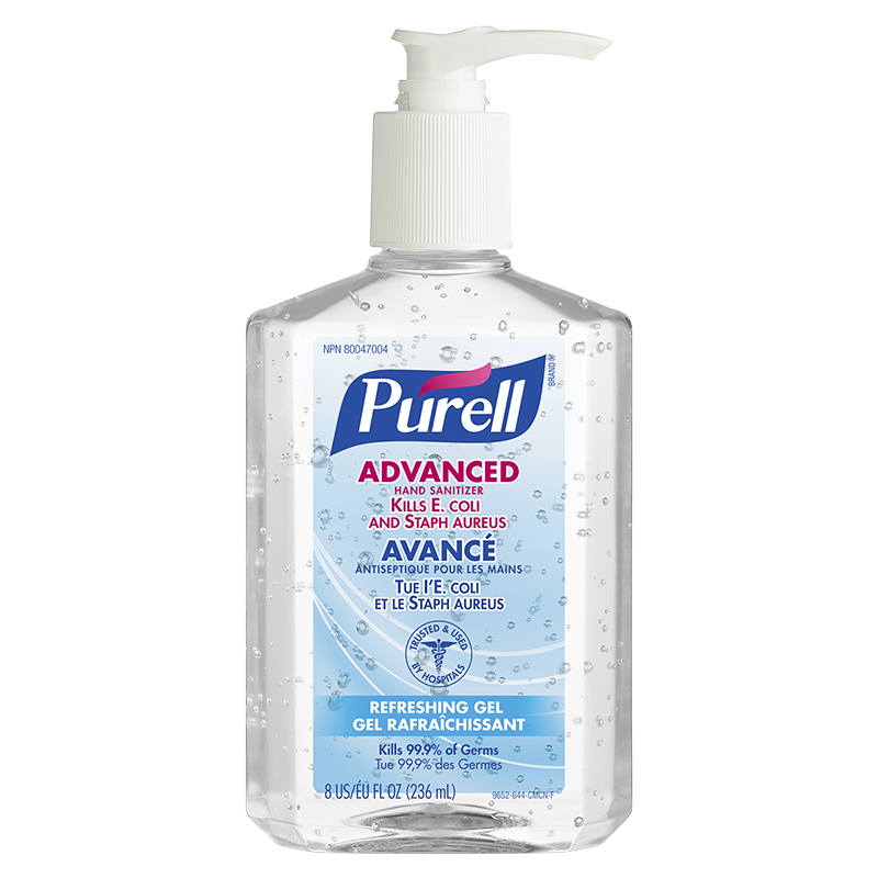 Purell Instant Hand Sanitizer Pump - Original - 236ml