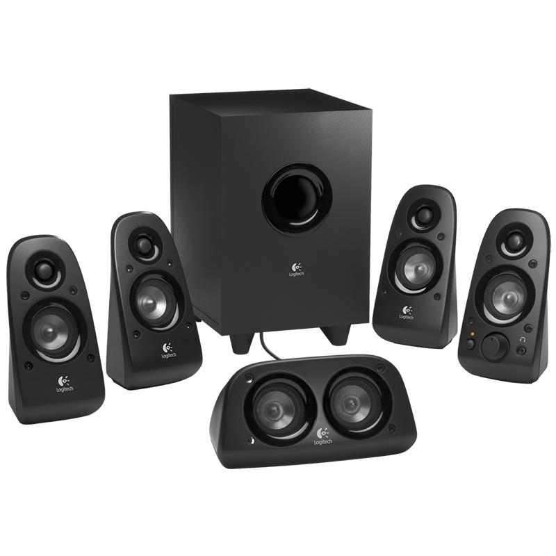 Logitech Z506 Surround Sound Speakers - 980-000430