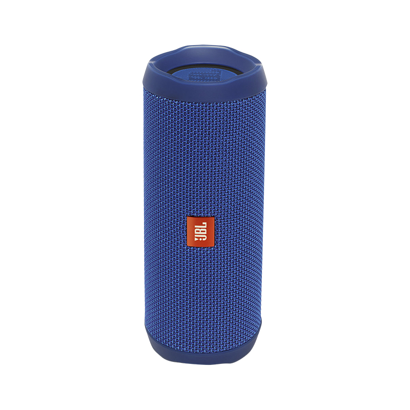JBL Flip 4 Portable Bluetooth Speaker - Blue - JBLFLIP4BLUAM