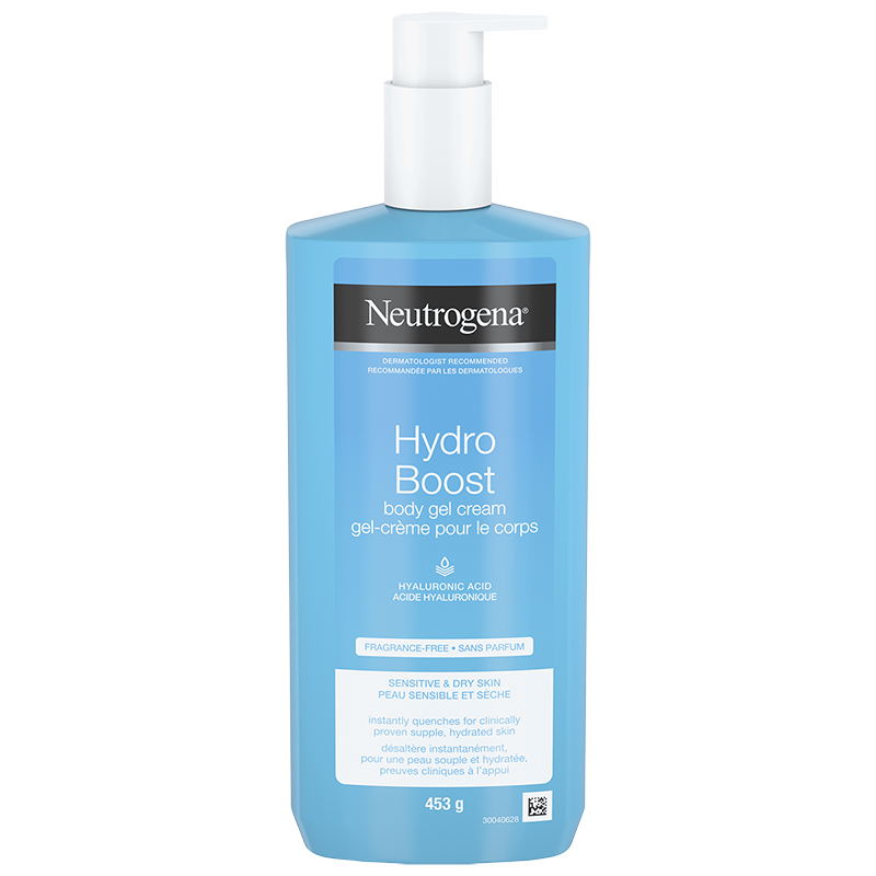 Neutrogena Hydro Boost Body Gel Cream - Sensitive & Dry - 453g