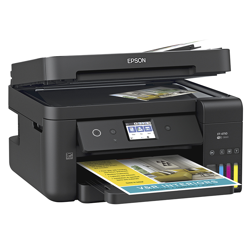 Epson WorkForce EcoTank ET-4750 Supertank All In One Printer