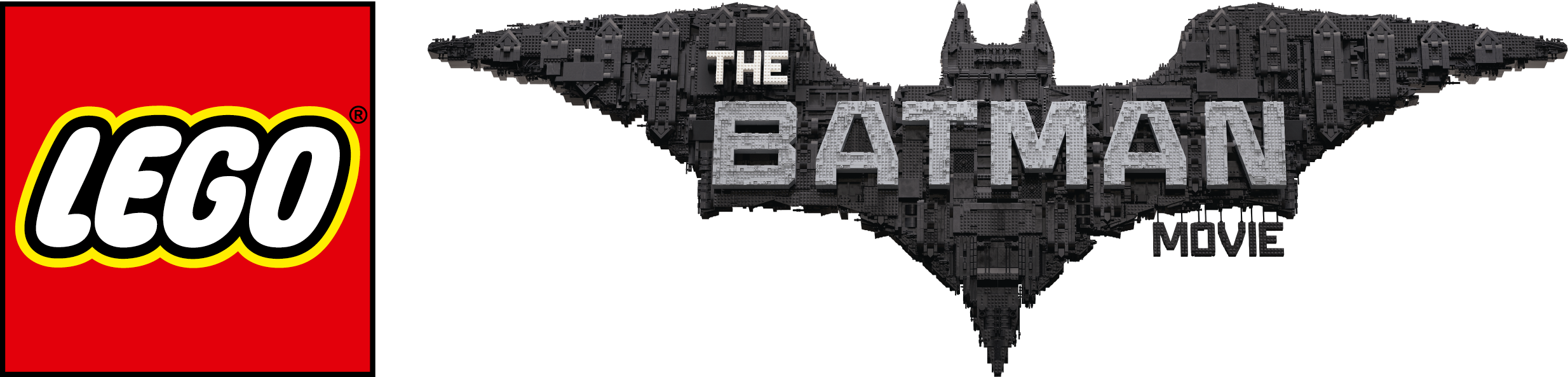 Lego Batman Movie Logo