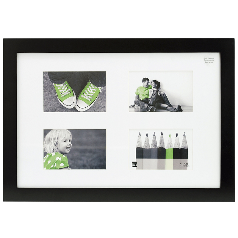 KG Langford 12x18 Black Collage Frame | London Drugs