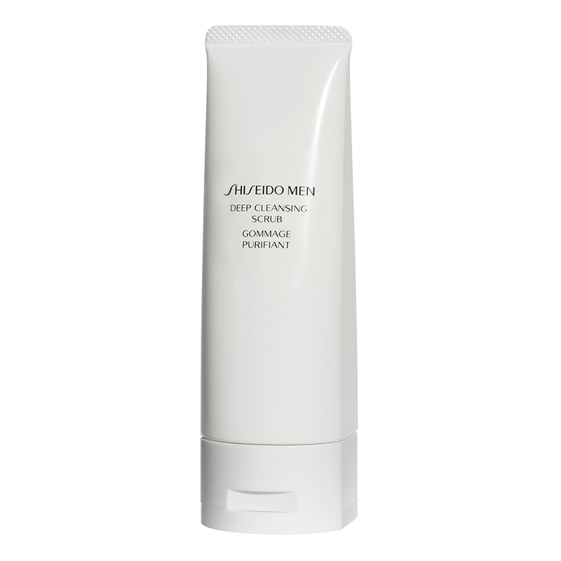Shiseido Men Deep Cleansing Scrub - 125ml