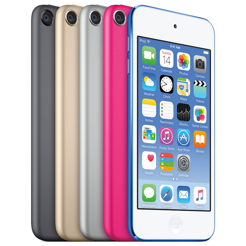 Apple iPod Touch - 128GB - Pink - MKWK2VC/A