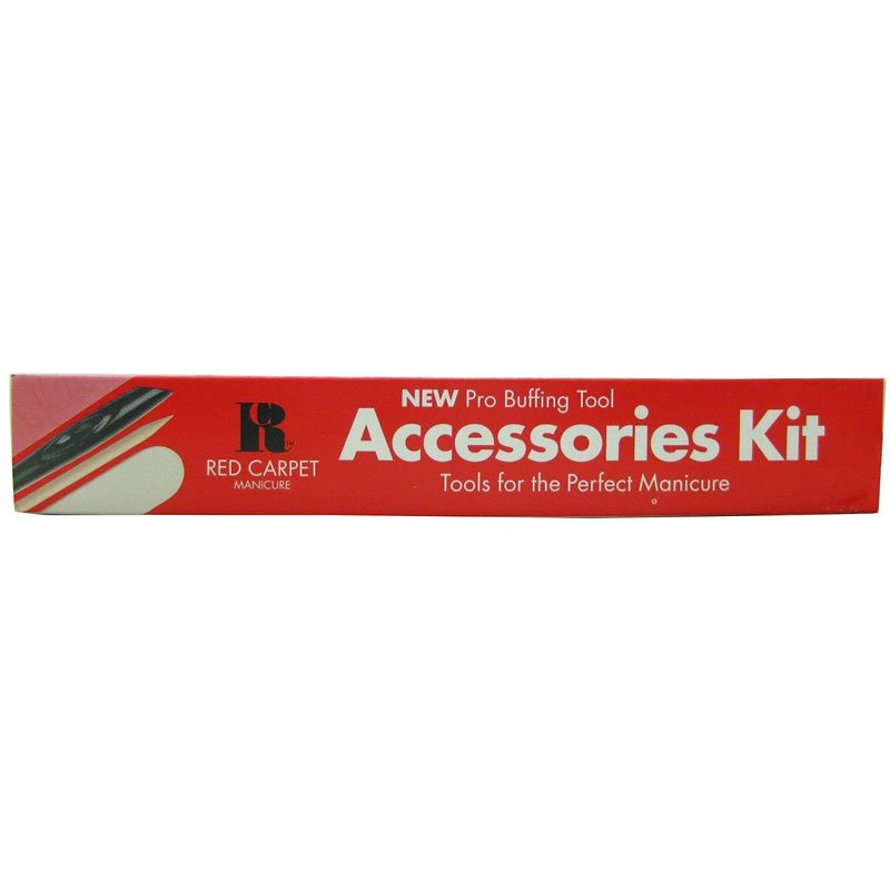 Red Carpet Manicure Accessory Kit