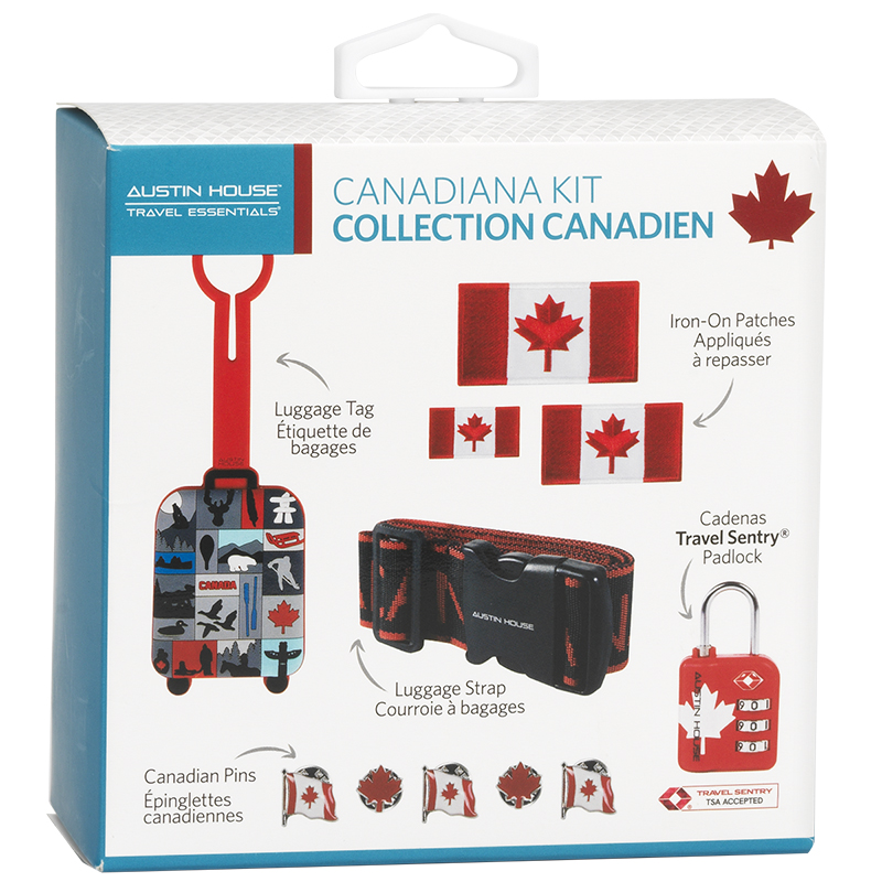 Austin House Canadiana Kit - 5 Pieces