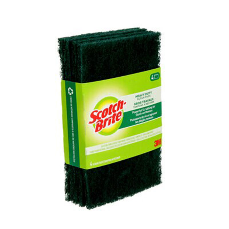 Scotch-Brite Scouring Pads - 4 pack