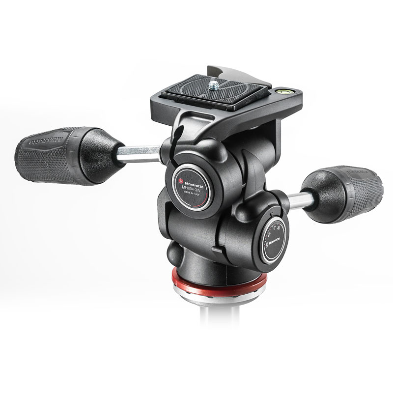 Manfrotto MH804-3W Head - MH804-3W