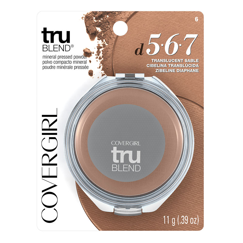 CoverGirl TRUblend Pressed Powder - Translucent Fair