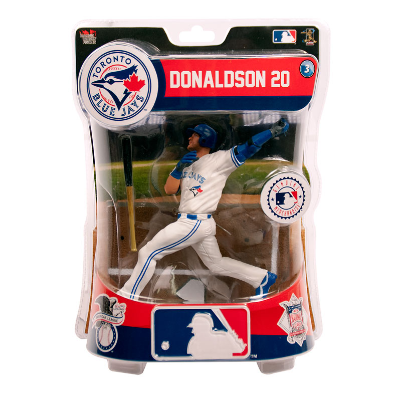 MLB Figure - J.Donaldson - 6 inches