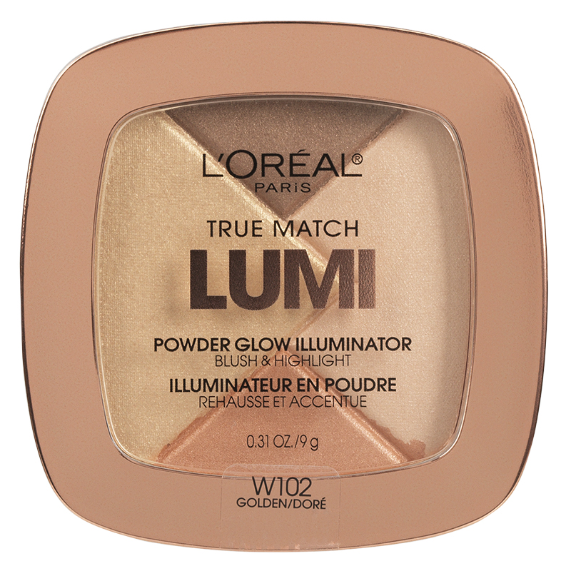 L'Oreal True Match Lumi Glow Powder - Golden Neutral