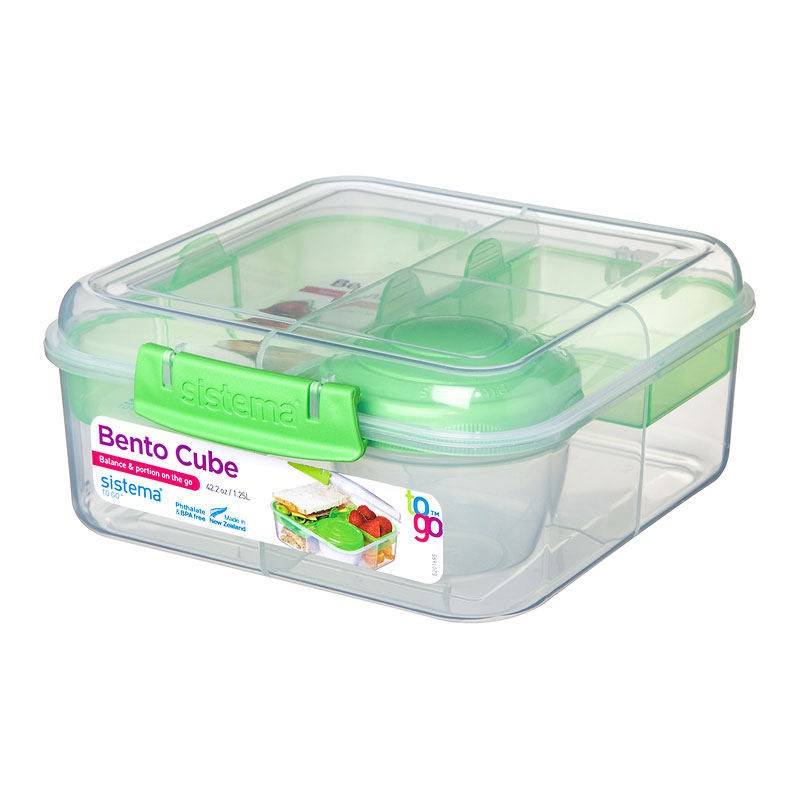 Sistema Small Bento Cube To Go