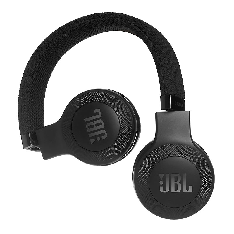 JBL E45 Bluetooth Headphones - Black - JBLE45BTBLK