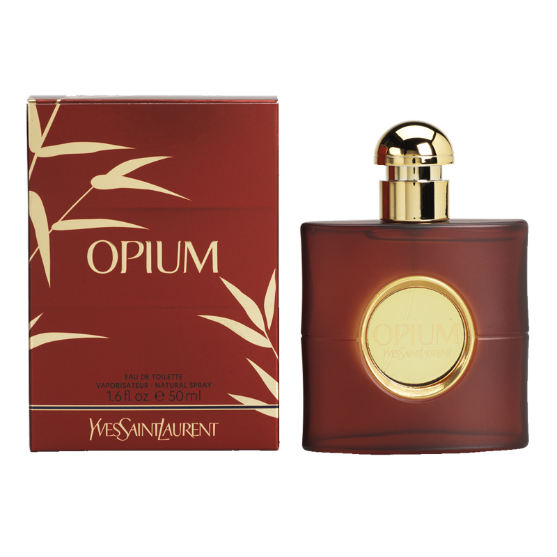 Yves Saint Laurent Opium Eau de Toilette Spray - 50ml