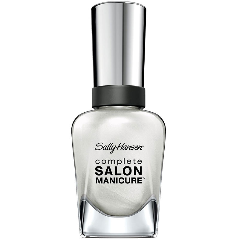 Sally Hansen Complete Salon Manicure Nail Polish - Pearly Whites
