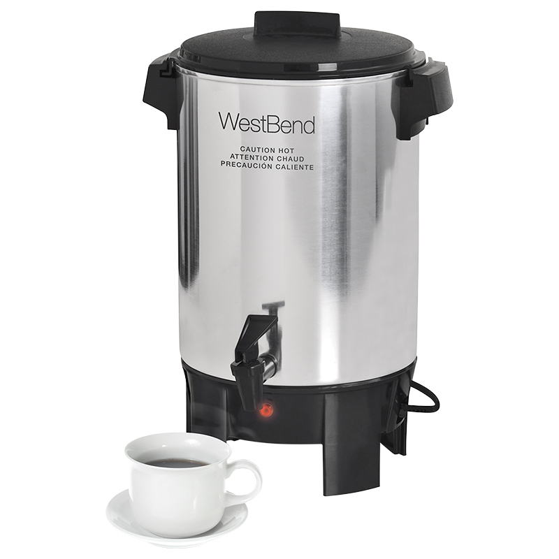 West Bend Coffee Urn - 58030