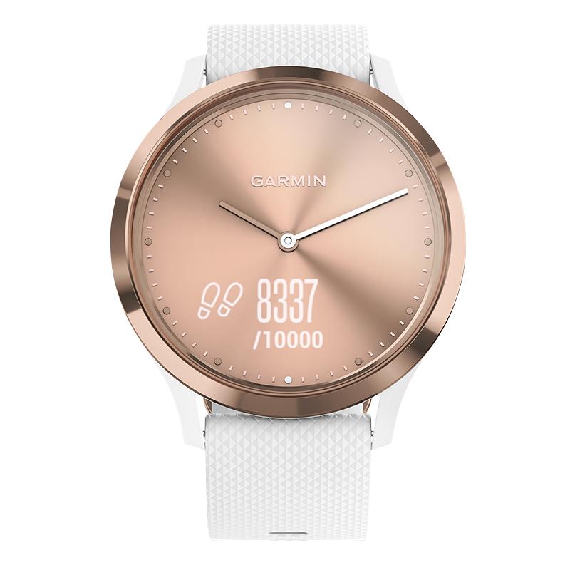 Garmin Vivomove HR Sport - Rose Gold - 100185002