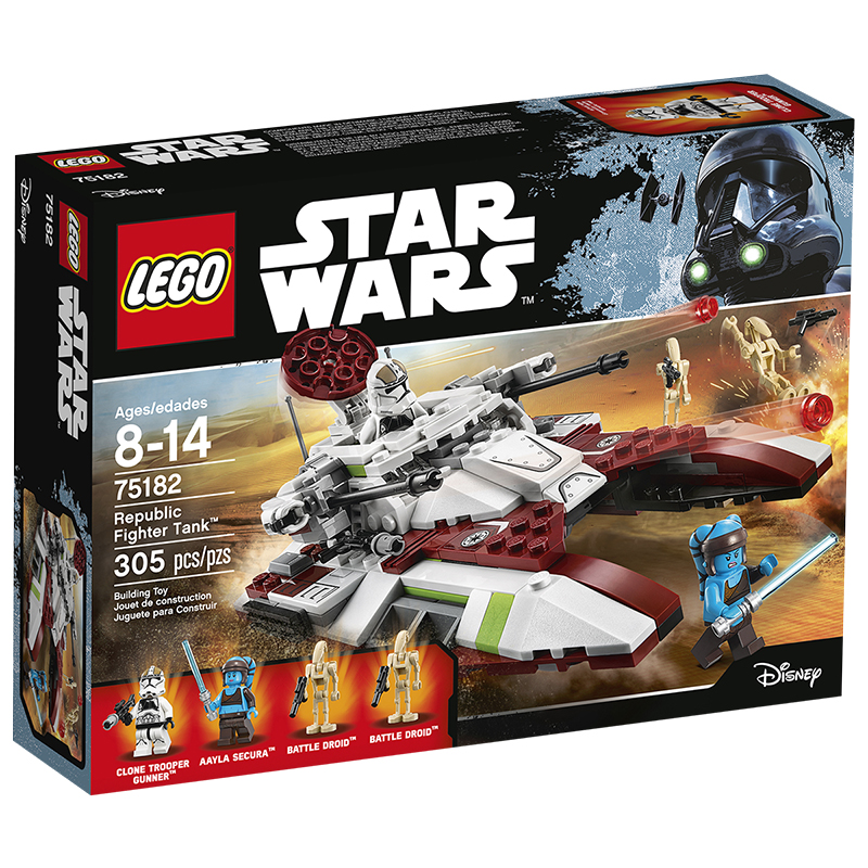 LEGO® Star Wars - Republic Fighter Tank