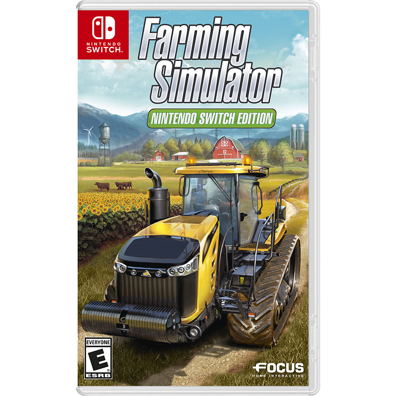 Nintendo Switch Farming Simulator - Nintendo Switch Edition