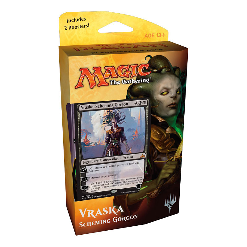 Magic The Gathering Planeswalker Deck - Assorted