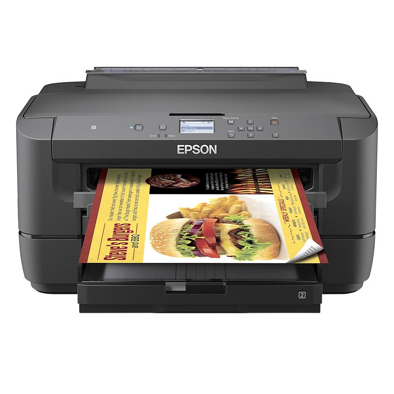 Epson WorkForce WF-7210 Wireless Wide-format Printer