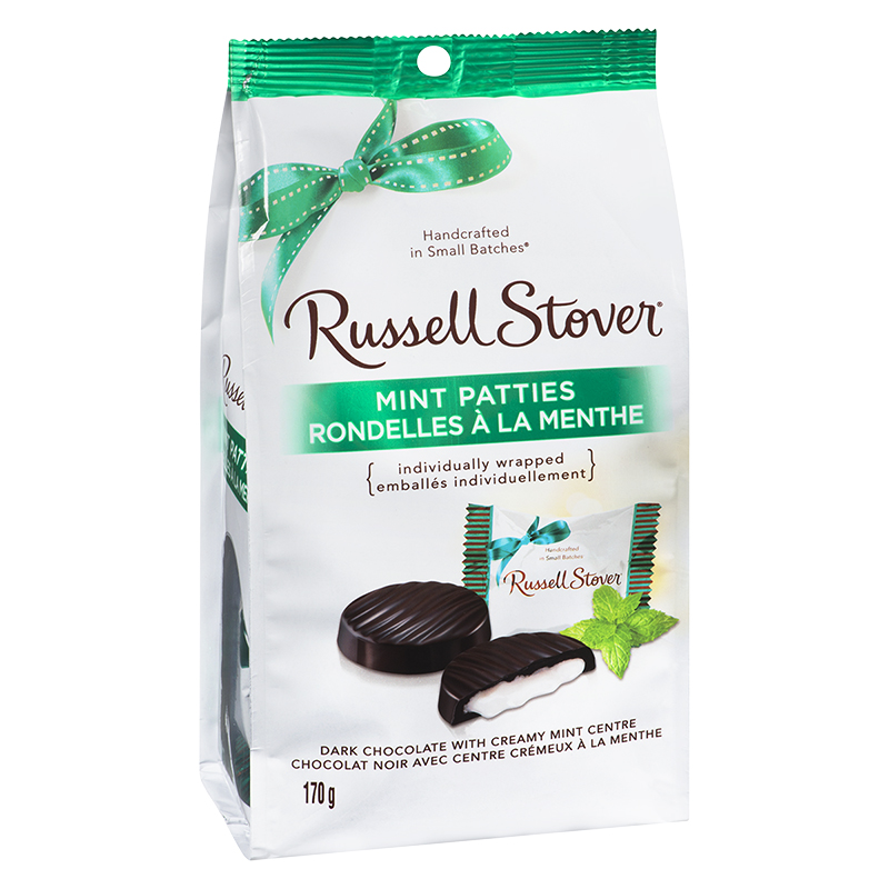 Russel Stover - Mint Patties - 170g