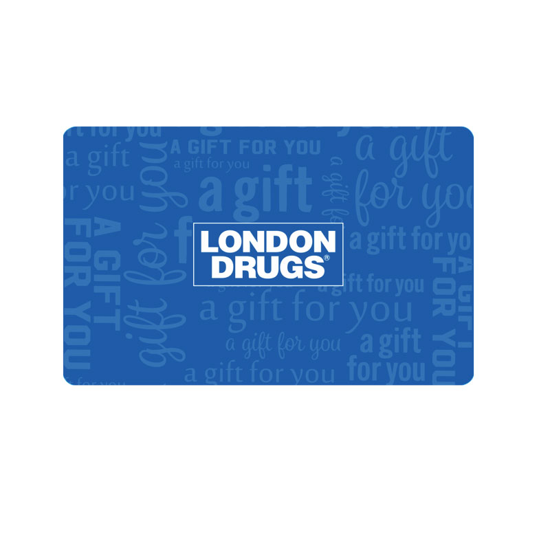 London Drugs Gift Card - $25