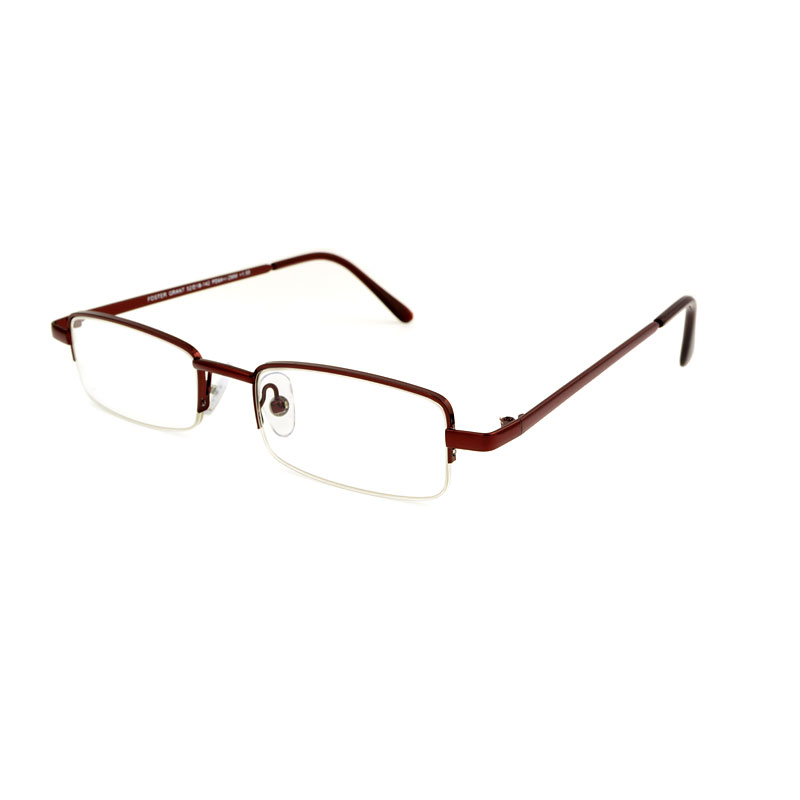 Foster Grant Hope Reading Glasses - Wine - 1.50