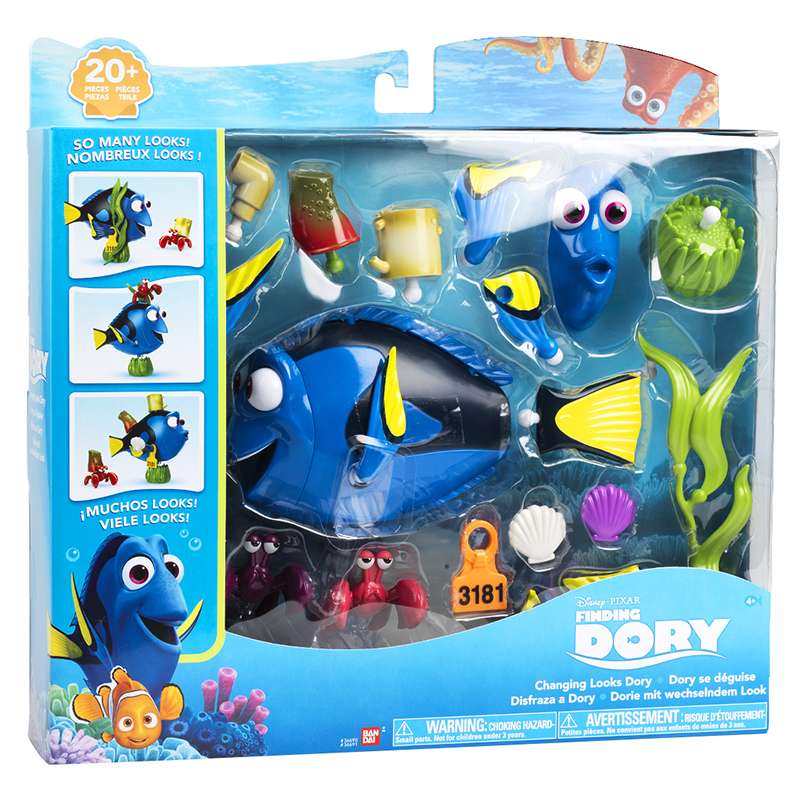 Disney Pixar Finding Dory in Disguise