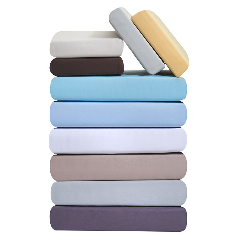 Patrician 500TC Flat or Fitted Sheets - Assorted Colours