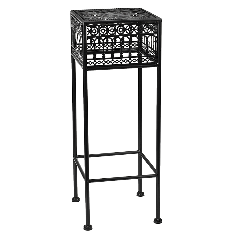 London Drugs Metal Plant Stand - Square